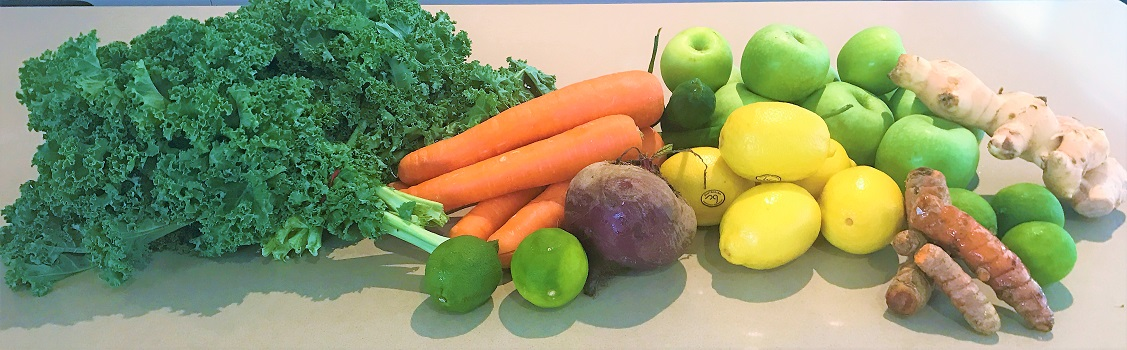 3 Day Juice Cleanse Diet Recipe Ingredients