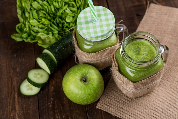 Green Cancer Fighting Juices