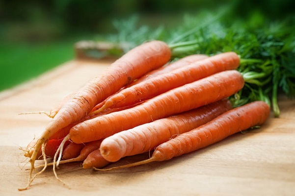 Carrots for the Liver Juice Cleanse