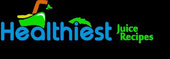 Healthiest Juice Recipes Logo