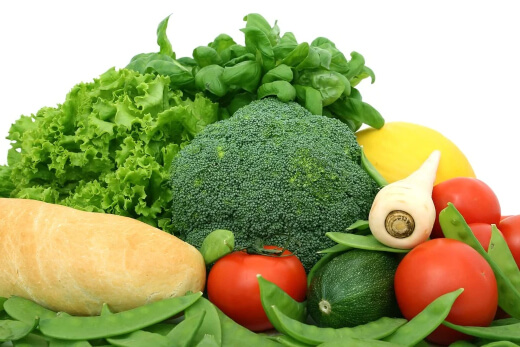 High fiber diet assists in digestive and colon health